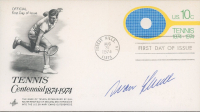 Ivan Lendl Signed 1974 Tennis Centennial First Day of Issue Cover Envelope (PSA Encapsulated) at PristineAuction.com