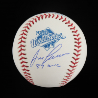 """Jose Canseco Signed 1989 World Series Baseball Inscribed """"89 WSC"""" (Schwartz Sports COA) at PristineAuction.com"""