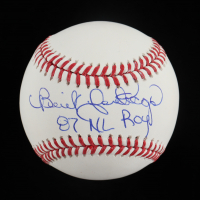 "Benito Santiago Signed OML Baseball Inscribed ""87 NL ROY"" (Schwartz COA) at PristineAuction.com"