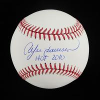 "Andre Dawson Signed OML Baseball Inscribed ""HOF 2010"" (Schwartz Sports COA) at PristineAuction.com"