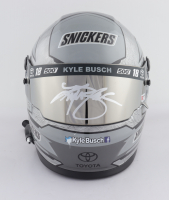 Kyle Busch Signed NASCAR Snickers 500th Start Full-Size Helmet (PA COA) (See Description) at PristineAuction.com