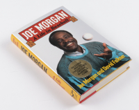 "Joe Morgan Signed ""Joe Morgan: A Life in Baseball"" Hardcover Book (JSA COA) at PristineAuction.com"