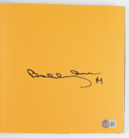 """Bobby Orr Bruins Signed """"Bobby: My Story in Pictures"""" Hardcover Book (Beckett COA) at PristineAuction.com"""