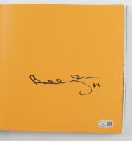 """Bobby Orr Bruins Signed """"Bobby: My Story in Pictures"""" Hardcover Book (Beckett COA) (See Description) at PristineAuction.com"""
