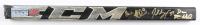 Brad Marchand, Patrice Bergeron & David Pastrnak Signed Hockey Stick Shaft Piece (The Perfection Line COA) (See Description) at PristineAuction.com