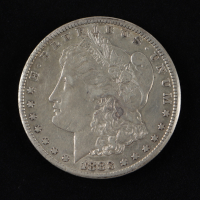 1883-CC Morgan Silver Dollar at PristineAuction.com