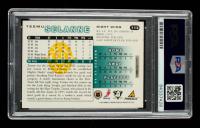 Teemu Selanne Signed 1997-98 Score #113 (PSA Encapsulated) at PristineAuction.com