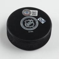 Bobby Orr Signed Bruins Logo Hockey Puck (Beckett COA) at PristineAuction.com