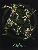 Kevin Eastman Signed 11x14 Photo (PA COA) at PristineAuction.com