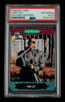 Tone Loc Signed 1991 YO! MTV Raps Complete Series #85 (PSA Encapsulated) at PristineAuction.com