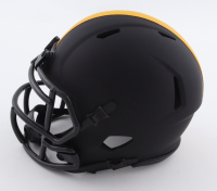 Troy Polamalu Signed Steelers Eclipse Alternate Speed Mini Helmet (Beckett Hologram) at PristineAuction.com