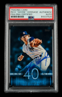 Goose Gossage Signed 2015 Topps Free Agent 40 #F405 (PSA Encapsulated) at PristineAuction.com