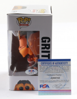 Jeremy Roenick Signed Flyers #01 Gritty Funko Pop! Vinyl Figure (PSA COA) at PristineAuction.com