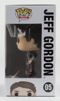"Jeff Gordon Signed NASCAR - ""Axalta"" #05 Funko Pop! Vinyl Figure (Gordon Hologram) (See Description) at PristineAuction.com"