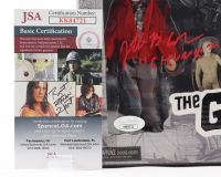 """Jeff Cohen Signed """"The Goonies"""" Chunk & Sloth Action Figures Inscribed """"Chunk"""" (JSA COA) (See Description) at PristineAuction.com"""