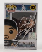 "Gabriel Iglesias Signed Pop! Comedians #02 Gabriel ""Fluffy"" Iglesias Funko Pop! Vinyl Figure (JSA COA) at PristineAuction.com"
