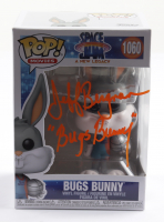 "Jeff Bergman Signed ""Space Jam: A New Legacy"" #1060 Bugs Bunny Funko Pop! Vinyl Figure Inscribed ""Bugs Bunny"" (PSA COA) at PristineAuction.com"