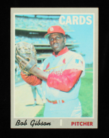 1970 Topps #530 Bob Gibson at PristineAuction.com