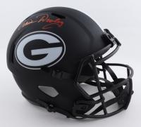 Vince Dooley Signed Georgia Bulldogs Full-Size Eclipse Alternate Speed Helmet (Beckett COA) at PristineAuction.com