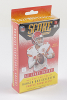 2021 Panini Score Football Hanger Box with (60) Cards (See Description) at PristineAuction.com