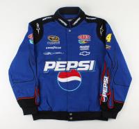 Jeff Gordon Signed - Pepsi - JH Design Driver's Suit Jacket (Gordon Hologram) at PristineAuction.com
