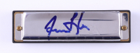 James Taylor Signed Harmonica (Beckett COA) at PristineAuction.com