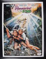 """Ted White Signed """"Romancing The Stone"""" 11x14 Photo (Beckett COA) at PristineAuction.com"""