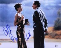 Annette Bening & Warren Beatty Signed 11x14 Photo (Beckett COA) at PristineAuction.com