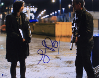 """Mary Lynn Rajskub Signed """"24: Live Another Day"""" 11x14 Photo (Beckett COA) at PristineAuction.com"""
