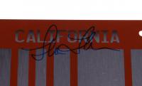 "Lea Thompson Signed ""Back To The Future"" California License Plate (Beckett COA) at PristineAuction.com"