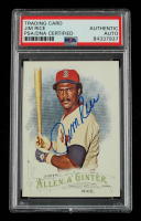 Jim Rice Signed 2016 Topps Allen and Ginter #57 (PSA Encapsulated) at PristineAuction.com