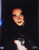 "James O'Barr Signed ""The Crow"" 11x14 Photo (Beckett COA) at PristineAuction.com"