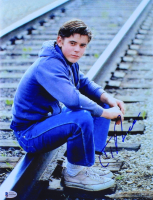 """Christopher Thomas Howell Signed """"The Outsiders"""" 11x14 Photo (Beckett COA) at PristineAuction.com"""