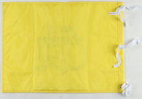 Jack Nicklaus & Gary Player Signed 2015 Masters Golf Pin Flag (JSA LOA) at PristineAuction.com