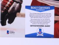 Bobby Hull Signed Jets 11x14 Photo (Beckett COA) at PristineAuction.com