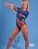 Nastia Liukin Signed Team USA 8x10 Photo (PSA COA) at PristineAuction.com