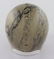 """Joe Theismann Signed Redskins Full-Size Authentic On-Field Hydro Dipped Helmet Inscribed """"83 MVP"""" (Beckett Hologram) at PristineAuction.com"""