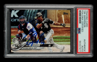 Tim Anderson Signed 2018 Topps #252 (PSA Encapsulated) at PristineAuction.com