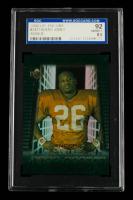 Thomas Jones 2000 Upper Deck Encore #243 RC (SGC 8.5) at PristineAuction.com