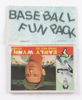 1960 Topps Baseball Card Fun Pack with (10) Cards at PristineAuction.com