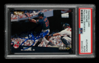 Jim Thome Signed 1996 Collector's Choice #120 (PSA Encapsulated) at PristineAuction.com