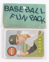 1969 Topps Baseball Card Fun Pack with (10) Cards at PristineAuction.com