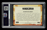 John Rosengrant Signed 2020 Star Wars The Mandalorian Journey of the Child #2 An Unexpected Bounty (PSA Encapsulated) at PristineAuction.com