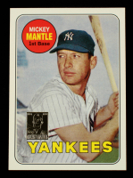 Mickey Mantle 1996 Topps Mantle #19 1969 Topps at PristineAuction.com