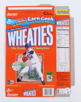 Nolan Ryan Signed Wheaties Cereal Box (Beckett COA) at PristineAuction.com