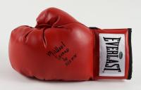 "Michael Nunn Signed Everlast Boxing Glove Inscribed ""Second to Nunn"" (Schwartz COA) at PristineAuction.com"