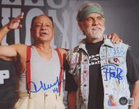 Cheech Marin & Tommy Chong Signed 8x10 Photo (Beckett COA) at PristineAuction.com