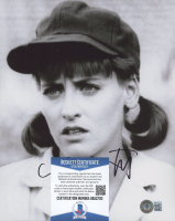 """Lori Petty Signed """"A League of Their Own"""" 8x10 Photo (Beckett COA) at PristineAuction.com"""
