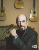 """Ian Anderson Signed 8x10 Photo Inscribed """"Tull"""" (Beckett COA) at PristineAuction.com"""