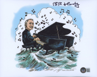 Bruce Hornsby Signed 8x10 Photo (Beckett COA) at PristineAuction.com